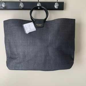 NEW Kate Spade Woven Tote